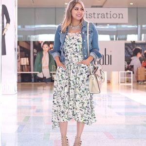 CAbi Margherita Prism Dress I0523